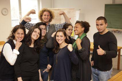 """verikom - Projekt """"Junge Vorbilder"""" gewinnt Wettbewerb der BürgerStiftung"""